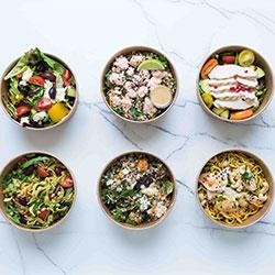 Saturday individual salad thumbnail