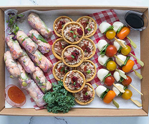 Christmas chilled finger food collection thumbnail
