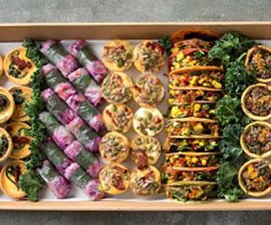 Fabulous finger food platter thumbnail