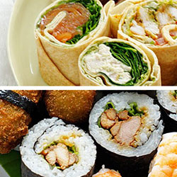 Special diet lunch package thumbnail