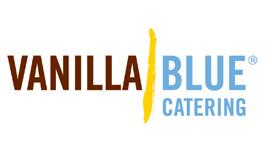 Vanilla Blue Catering logo