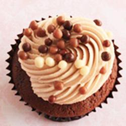 Classic cupcakes - nutella thumbnail