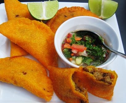 Venezuelan empanadas thumbnail
