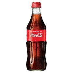 Coca-Cola Soft-Drink Bottles - 330ml thumbnail