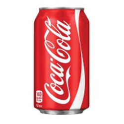 Coca-Cola Soft-Drink Cans - 375ml thumbnail