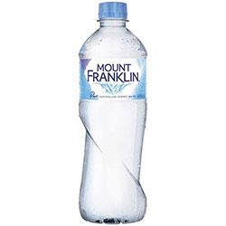 Mt Franklin Still Water - 400ml thumbnail