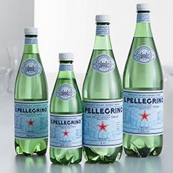 San Pellegrino Natural Sparkling Mineral Water thumbnail