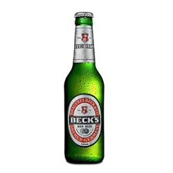 Becks - 330 ml thumbnail