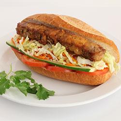 Chicken skew salad roll thumbnail