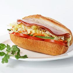 Ham salad roll thumbnail