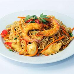 Singapore noodle thumbnail