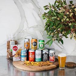 Craft beer explorer gift hamper thumbnail