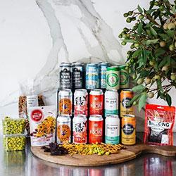 Craft beer share gift hamper thumbnail