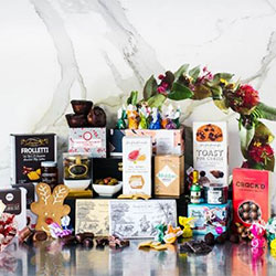 Foodie collection gift hamper thumbnail