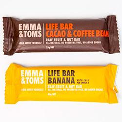 Emma and Tom's life bars - 35g thumbnail