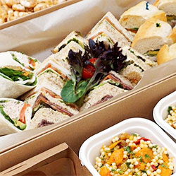 Luxe bread and salad package thumbnail