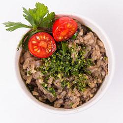 Wild mushroom risotto hot pot - 350 ml thumbnail