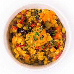 Pumpkin freekah tahini hot pot - 350 ml thumbnail