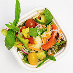 Healthy Vietnamese noodle salad thumbnail