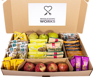 The box of wholesome snacks thumbnail
