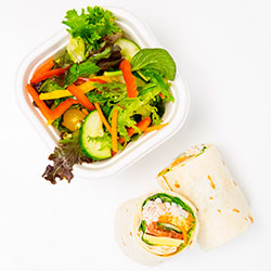 Wrap and salad package thumbnail