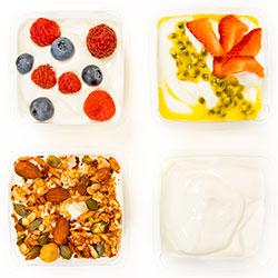 Healthy yogurt tubs thumbnail