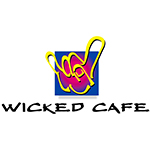 Wicked Cafe logo