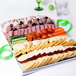 Cocktail cheese platter thumbnail