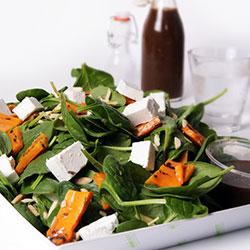 Gourmet salad platter - serves 5 thumbnail
