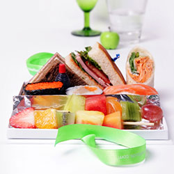 Healthy executive lunch box thumbnail