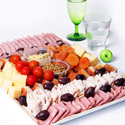 Sliced meat platter thumbnail