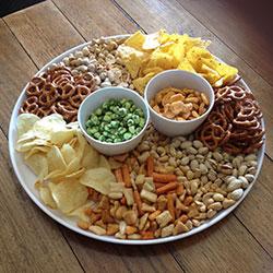 Bar snacks platter thumbnail