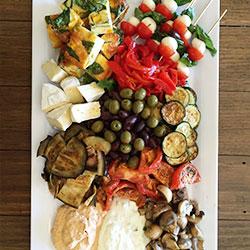 Mediterranean platter thumbnail