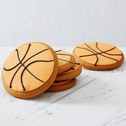 Basketball cookie thumbnail