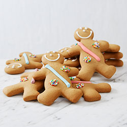 Gingerbread people thumbnail