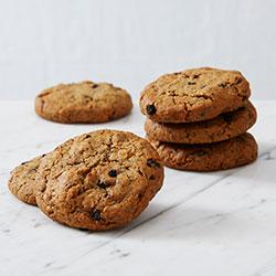 Healthy fruit n nut cookie thumbnail