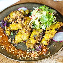 Satay chicken ribs thumbnail