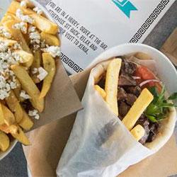 Souvlaki and chips package thumbnail