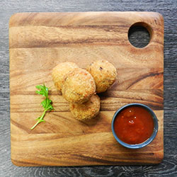 Wild mushroom arancini - mini thumbnail
