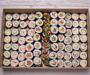 Just sushi thumbnail