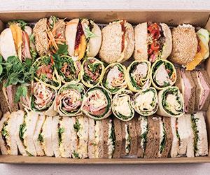 Mixed artisan sandwich thumbnail