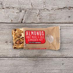 Almond muesli bar thumbnail