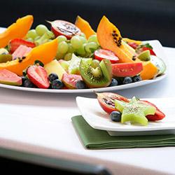 Fruit platter - serves up to 10 thumbnail