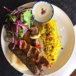 Mixed grill lunch box thumbnail
