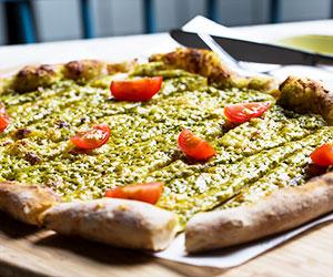 Pesto parmesan thumbnail