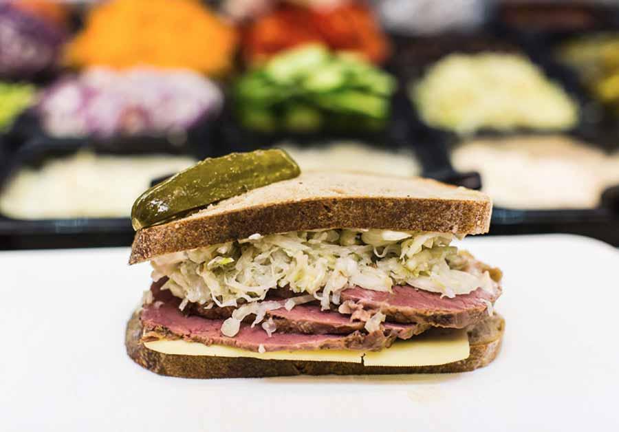 cured meats - brooklyn bridge deli corporate catering