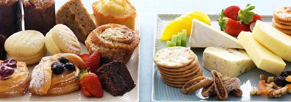 order-in corporate catering - morning tea solutions