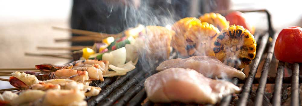 corporate event catering sydney - BBQ catering