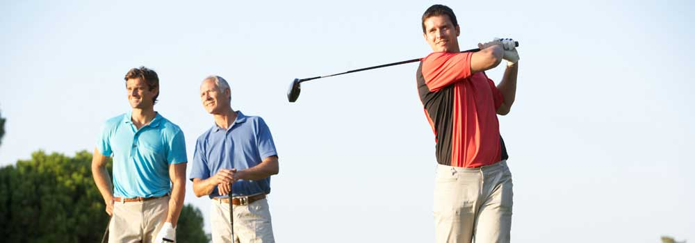 corporate events services - golf tournaments