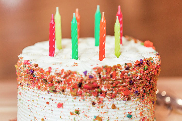office birthday ideas - celebrate with cake delivery